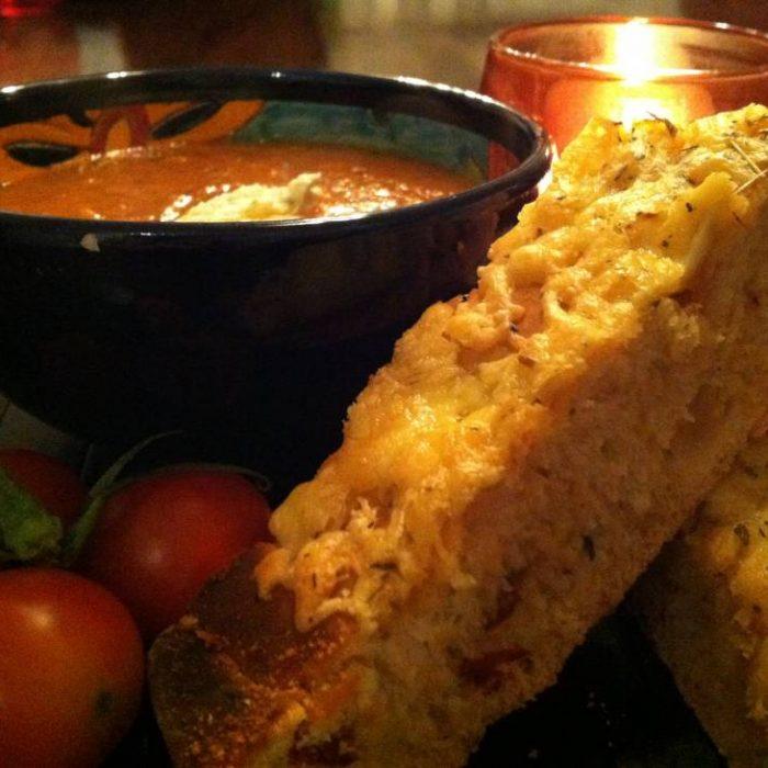 Italiaans kruidenbrood